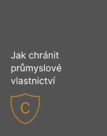 E-book Jak chránit průmyslové vlastnictví